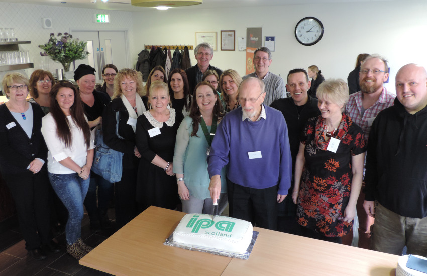 IPA Scotland celebrates its 21st Anniversary!